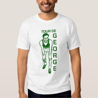 Camiseta de De George Green del viaje Polera
