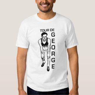 Camiseta de De George Light del viaje Poleras