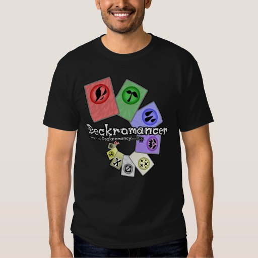 Camiseta de Deckromancer™ Playeras