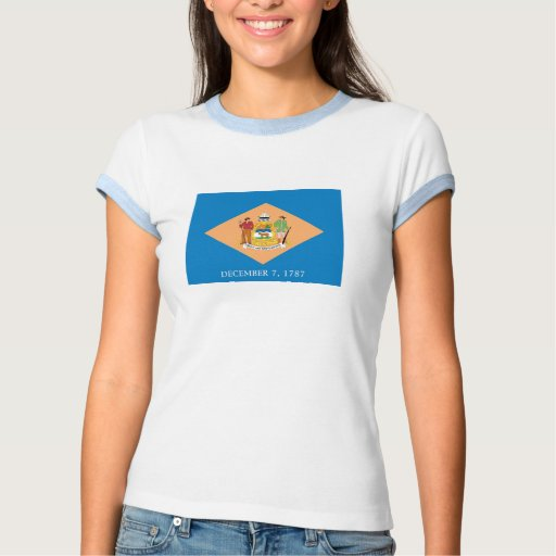 Camiseta de Delaware Polera