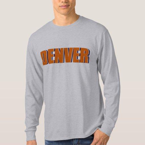 Camiseta de Denver Polera