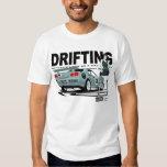 Camiseta de deriva de Nissan Skyline Playera