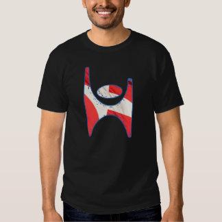 Camiseta de Dinamarca del símbolo del humanista Playera