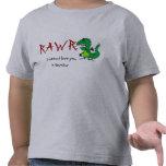 Camiseta de Dinoasaur