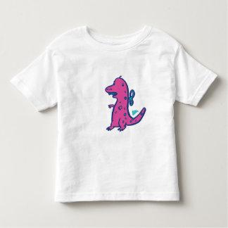 Camiseta de Dinobot Todder Polera