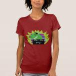 Camiseta de DJ-asaurus Rex