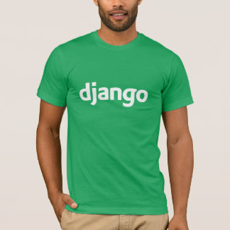 Camiseta de Django (verde)