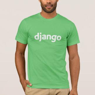 Camiseta de Django (verde clara)