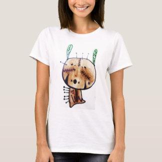 Camiseta de Dollz del vudú del arbolado