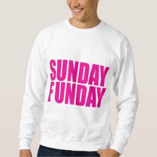Camiseta de domingo Funday Suéter