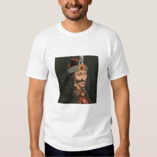 Camiseta de Drácula del doctor Hoe Polera
