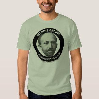 Camiseta de Du Bois Online para los hombres Poleras