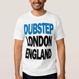 Camiseta de Dubstep Londres Inglaterra (NUEVA) Remera