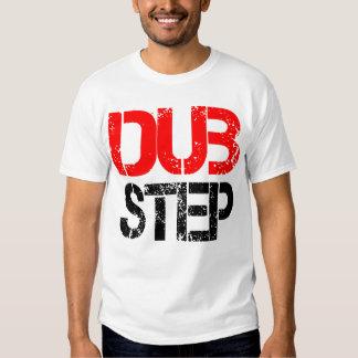 Camiseta de DUBSTEP NUEVA) Remera