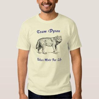 Camiseta de Dyson del equipo Playeras