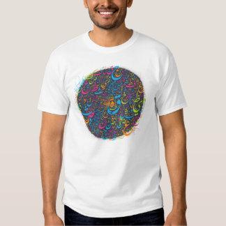 Camiseta de EarthTypo (hombres) Polera