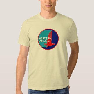 Camiseta de Eastern Airlines de la escuela vieja Playera