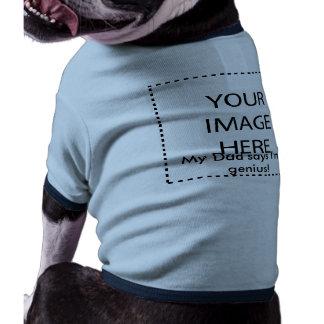 Camiseta de Einstein Ropa Perro
