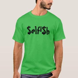 "camiseta de ""$elfi$h"""