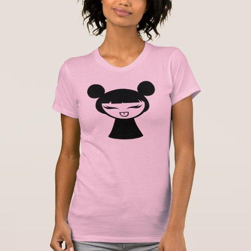 Camiseta de Emo