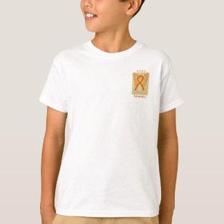 Camiseta de encargo del ángel de la cinta
