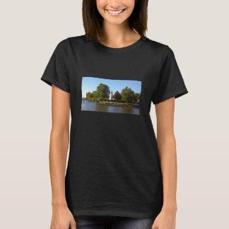 Camiseta de encargo del faro del punto de la