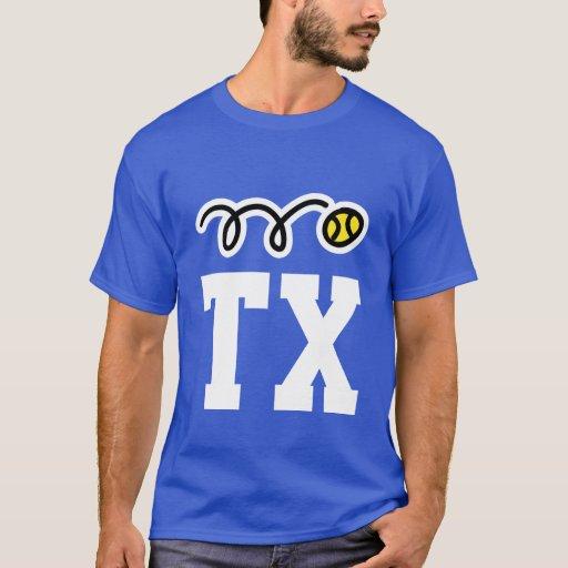 Camiseta de encargo del monograma de la ropa el |