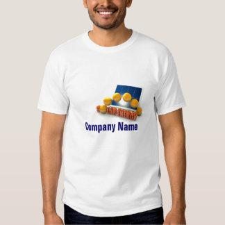 Camiseta de energía solar playera