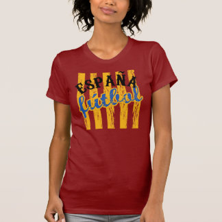 Camiseta de España Fútbol
