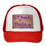 Camiseta de Ethan_Dylan_Griffiety Gorras De Camionero