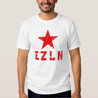 Camiseta de EZLN Zapatista Poleras