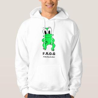 Camiseta de F.R.O.G el | Sudaderas Con Capucha
