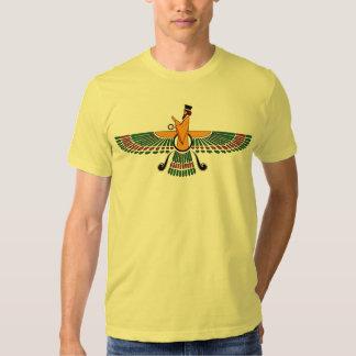 Camiseta de Farohar del Aryan de los hombres Camisas