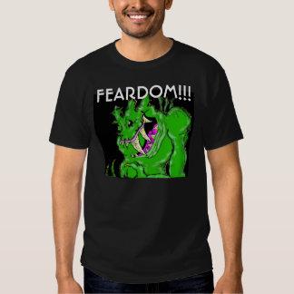 Camiseta de FEARDOM Polera