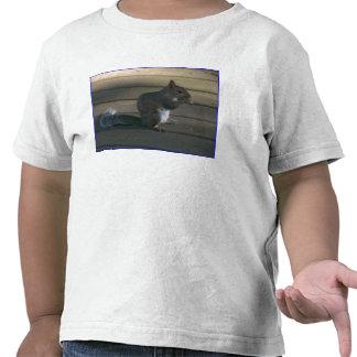 Camiseta de Feelin Squirrely para los niños