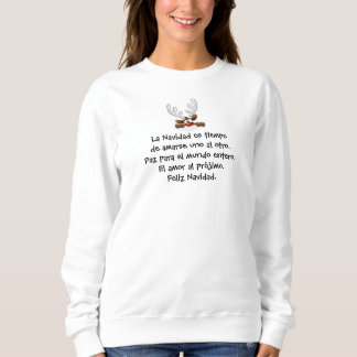 Camiseta de Feliz Navidad tan dulce y festiva Poleras