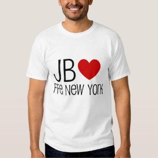 Camiseta de FFE Nueva York Playera