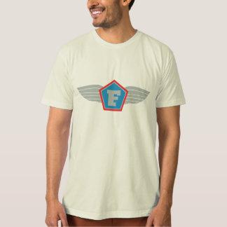 Camiseta de Fitcilitator de los hombres Remeras