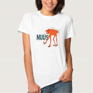 Camiseta de Flish-Flosh Poleras