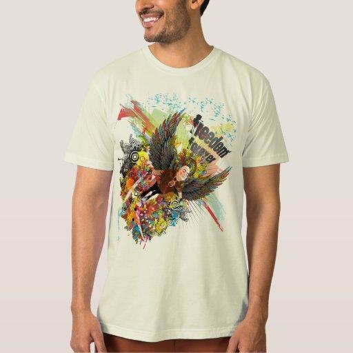 Camiseta de FlyingFawazO (hombres) Playera