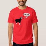 Camiseta de Fnord Discordian de las ovejas negras Camisas
