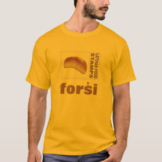 Camiseta de Forsi con los pirags