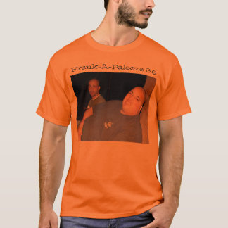 Camiseta de Frank-UNo-Palooza 3,0 (naranja)