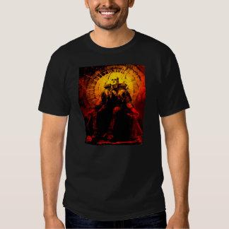 Camiseta de Frankenstein del vintage Playeras