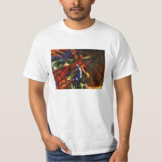 Camiseta de Franz Marc Tierschicksale Playeras