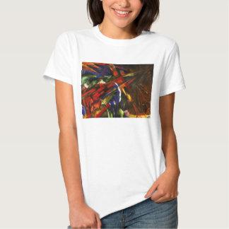 Camiseta de Franz Marc Tierschicksale Remeras