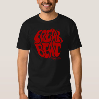 Camiseta de Freakbeat - oscuridad Polera