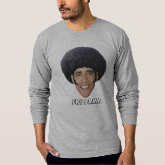 Camiseta de FroBama Longsleeve Camisas