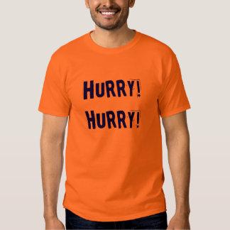 Camiseta de fútbol anaranjada azul de la prisa de playeras
