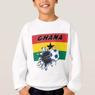Camiseta de Futbol del fútbol de Ghana